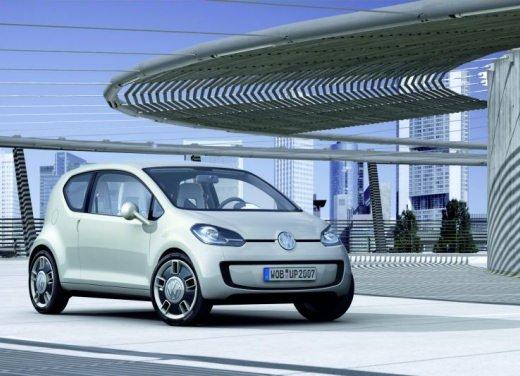5 stelle EuroNCAP per la Volkswagen up!, citycar compatta e sicura - Foto 25 di 28