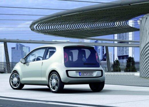 5 stelle EuroNCAP per la Volkswagen up!, citycar compatta e sicura - Foto 26 di 28