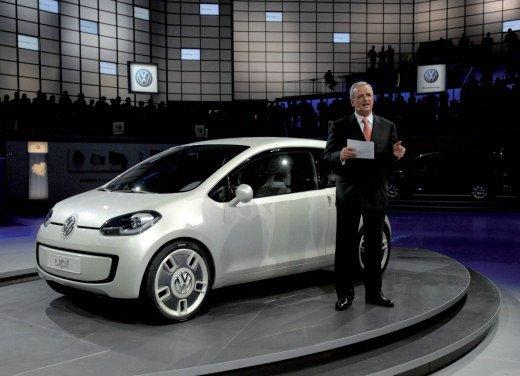 5 stelle EuroNCAP per la Volkswagen up!, citycar compatta e sicura - Foto 27 di 28