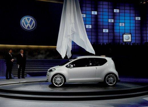 5 stelle EuroNCAP per la Volkswagen up!, citycar compatta e sicura - Foto 28 di 28