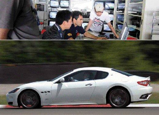 Master Maserati 2012, corsi di guida sicura - Foto 8 di 19