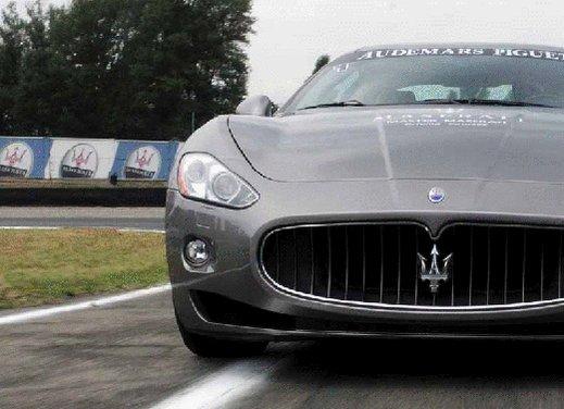Master Maserati 2012, corsi di guida sicura - Foto 9 di 19
