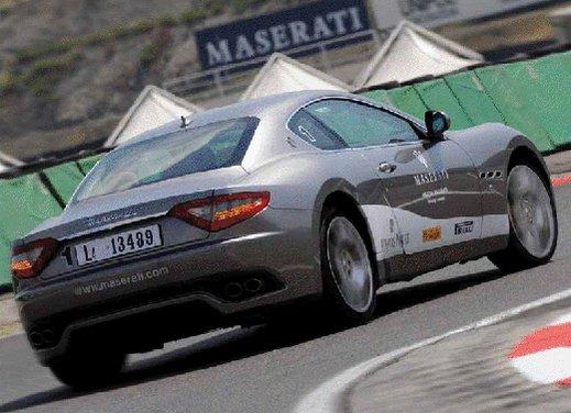 Master Maserati 2012, corsi di guida sicura - Foto 11 di 19
