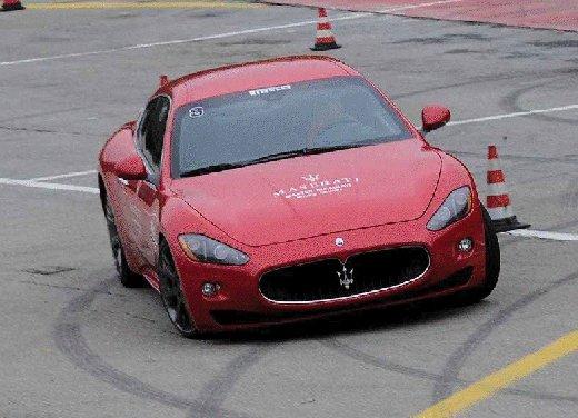Master Maserati 2012, corsi di guida sicura - Foto 12 di 19