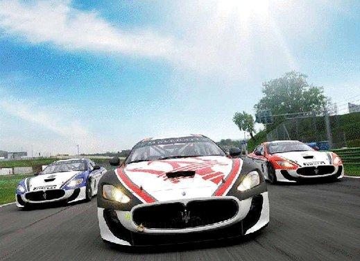 Master Maserati 2012, corsi di guida sicura - Foto 13 di 19