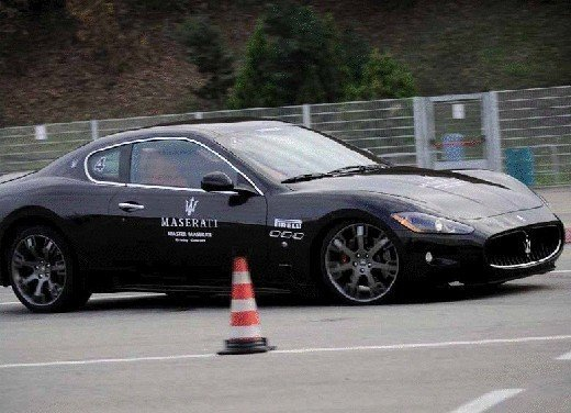 Master Maserati 2012, corsi di guida sicura - Foto 17 di 19