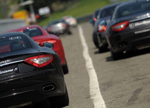 Master Maserati 2012, corsi di guida sicura - Foto 3 di 19