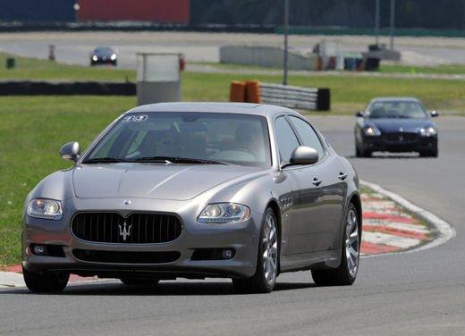 Master Maserati 2012, corsi di guida sicura - Foto 4 di 19