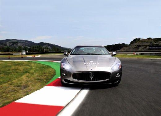 Master Maserati 2012, corsi di guida sicura - Foto 1 di 19
