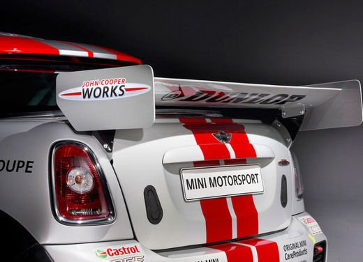 Mini John Cooper Works Coupè Endurance da 250 CV - Foto 8 di 11