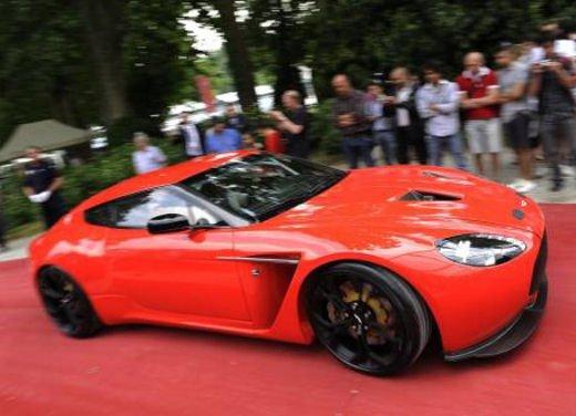 Aston Martin V12 Zagato, confermata la produzione in serie limitata
