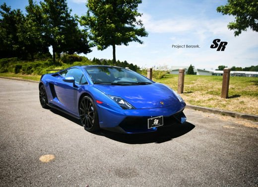 Lamborghini Gallardo LP560-4 by Project Berzerk