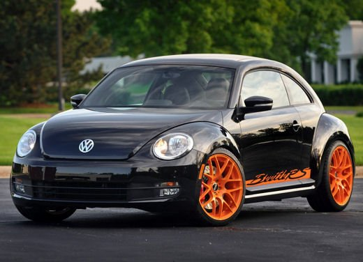 Nuova Volkswagen Beetle RS by VWvortex