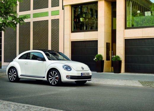Nuova Volkswagen Beetle - Foto 14 di 39