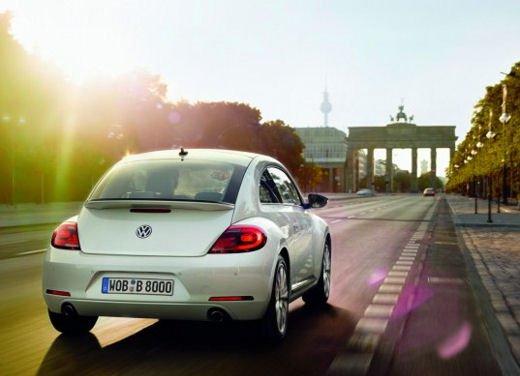Nuova Volkswagen Beetle - Foto 2 di 39