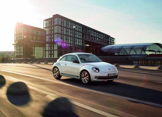 Nuova Volkswagen Beetle - Foto 3 di 39