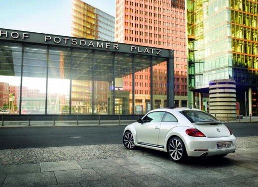 Nuova Volkswagen Beetle - Foto 6 di 39
