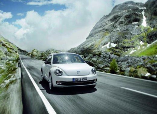 Nuova Volkswagen Beetle - Foto 8 di 39
