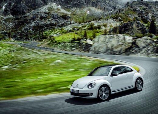 Nuova Volkswagen Beetle - Foto 9 di 39