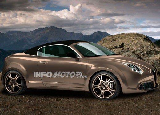 Alfa Romeo Mito Cabrio - Foto 3 di 15