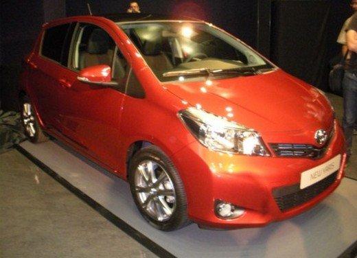 Toyota Yaris tutti i motori e gli allestimenti - Foto 19 di 42