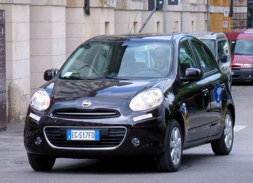 Nissan Micra in offerta a 8950 euro a tasso e anticipo zero - Foto 4 di 28