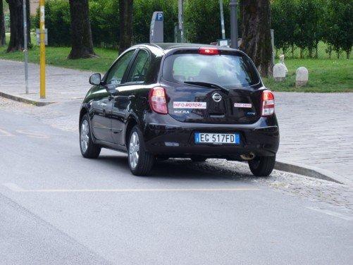 Nissan Micra in offerta a 8950 euro a tasso e anticipo zero - Foto 5 di 28