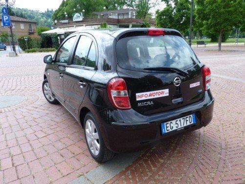 Nissan Micra in offerta a 8950 euro a tasso e anticipo zero - Foto 17 di 28