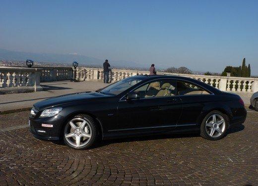 Mercedes CL 500 4Matic Sport: prova su strada della coupé sportiva ed elegante - Foto 4 di 40