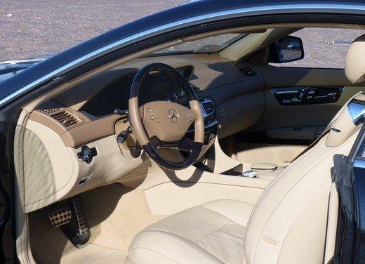 Mercedes CL 500 4Matic Sport: prova su strada della coupé sportiva ed elegante - Foto 18 di 40