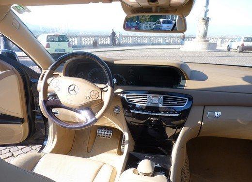 Mercedes CL 500 4Matic Sport: prova su strada della coupé sportiva ed elegante - Foto 11 di 40