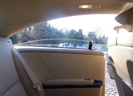 Mercedes CL 500 4Matic Sport: prova su strada della coupé sportiva ed elegante - Foto 20 di 40