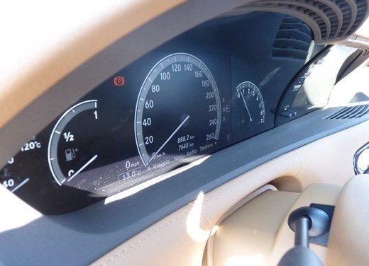 Mercedes CL 500 4Matic Sport: prova su strada della coupé sportiva ed elegante - Foto 14 di 40