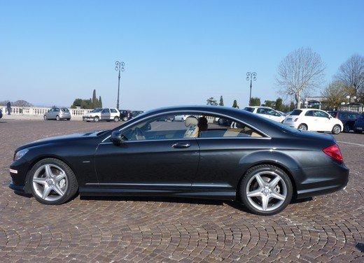 Mercedes CL 500 4Matic Sport: prova su strada della coupé sportiva ed elegante - Foto 7 di 40