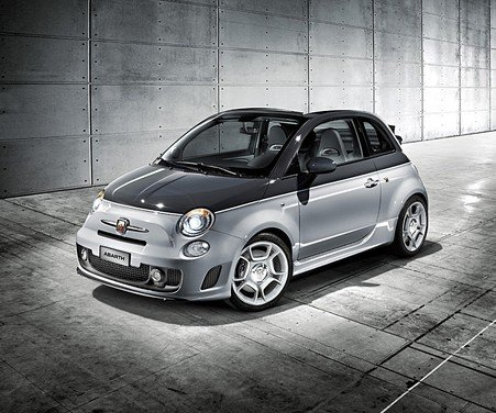 Abarth 500 Coppa by CarTech, furia tedesca da 240 cv - Foto 9 di 13