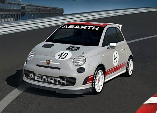 Abarth 500 Coppa by CarTech, furia tedesca da 240 cv - Foto 11 di 13