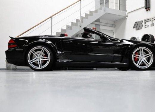 Mercedes SL R230 by Prior Design - Foto 10 di 23