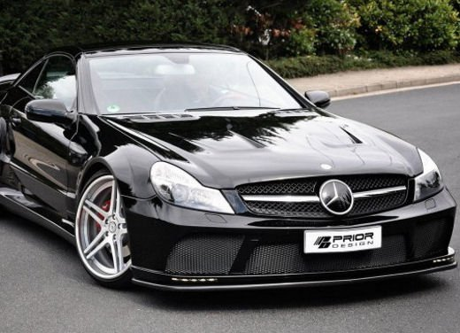 Mercedes SL R230 by Prior Design - Foto 19 di 23
