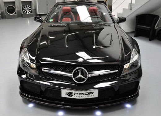 Mercedes SL R230 by Prior Design - Foto 21 di 23