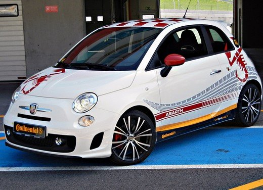 Fiat 500 Abarth USA sbarca al Salone di Los Angeles