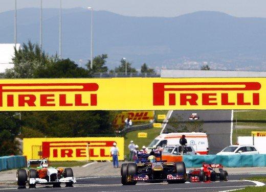 Formula1 2011: tutte le statistiche Pirelli della stagione di Formula 1 2011 - Foto 11 di 22