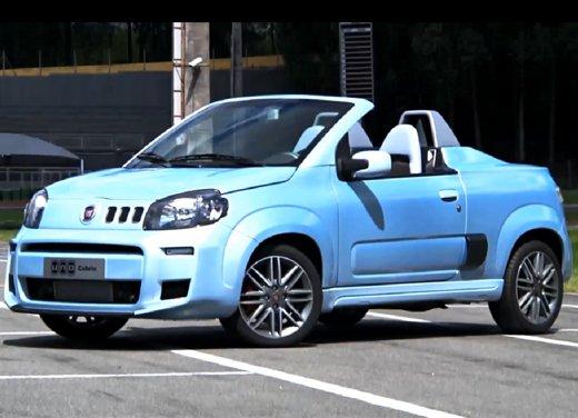 Fiat Uno Cabrio - Foto 2 di 17