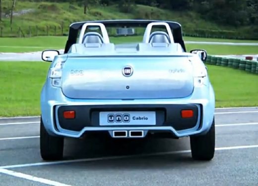 Fiat Uno Cabrio - Foto 4 di 17