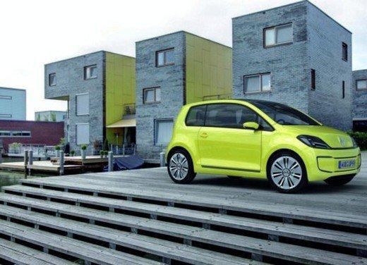 5 stelle EuroNCAP per la Volkswagen up!, citycar compatta e sicura - Foto 11 di 28