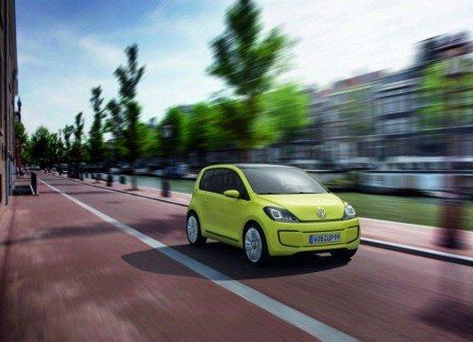 5 stelle EuroNCAP per la Volkswagen up!, citycar compatta e sicura - Foto 12 di 28