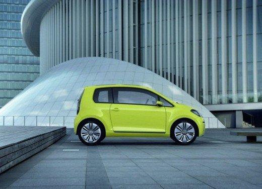 5 stelle EuroNCAP per la Volkswagen up!, citycar compatta e sicura - Foto 15 di 28