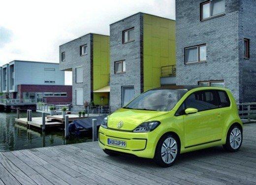 5 stelle EuroNCAP per la Volkswagen up!, citycar compatta e sicura - Foto 18 di 28