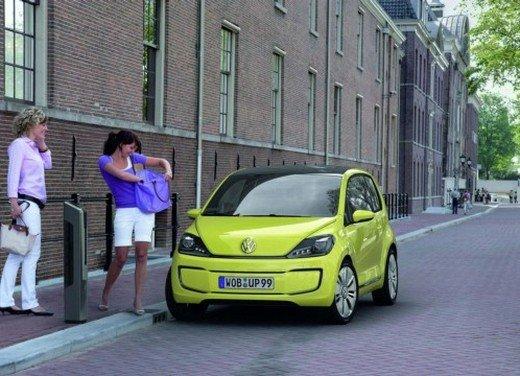 5 stelle EuroNCAP per la Volkswagen up!, citycar compatta e sicura - Foto 19 di 28