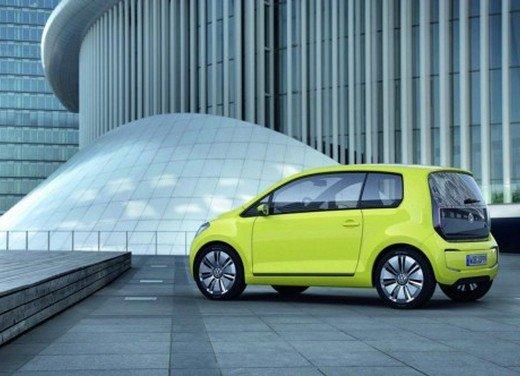 5 stelle EuroNCAP per la Volkswagen up!, citycar compatta e sicura - Foto 1 di 28