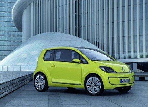 5 stelle EuroNCAP per la Volkswagen up!, citycar compatta e sicura - Foto 4 di 28